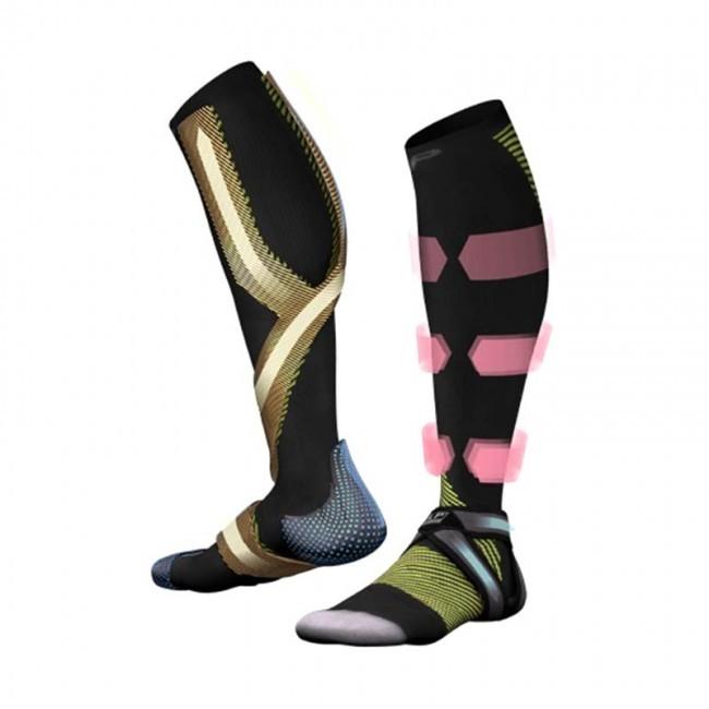 Embioz sport compressie sokken lang