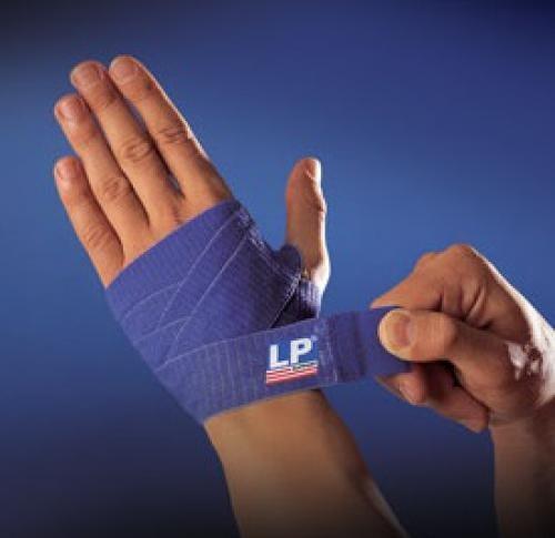 Wrap voor hand, elleboog en patella