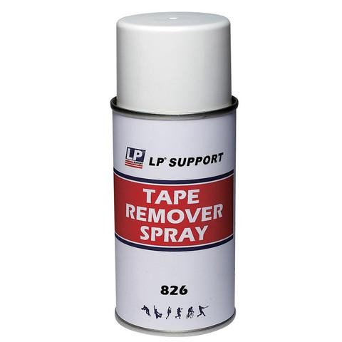LP Support tape remover spray
